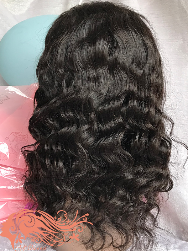 Csqueen 9A Majestic Wave Full lace WIG real hair wigs 150%density