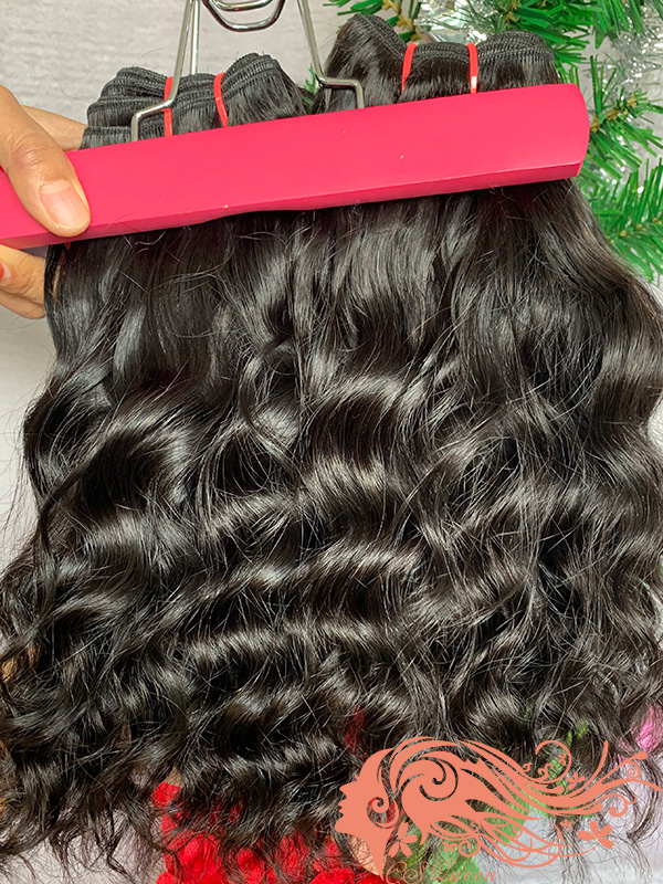 Csqueen Mink hair Majestic Wave Brazilian Human Hair 100%Virgin Hair