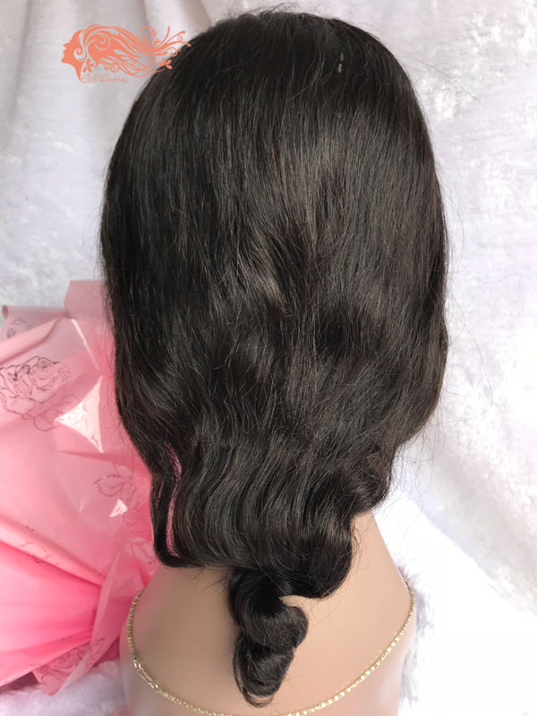 Csqueen Mink hair Loose Wave 360 WIG 100% Virgin Human Hair 150%density
